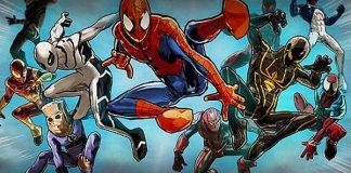 Костюмы Человека-Паука в комиксах