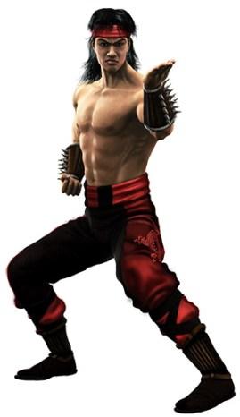 Лю Кан история Mortal Kombat