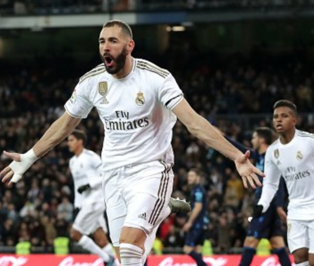 Hasil Real Madrid Vs Real Sociedad   Sempat Tertinggal Akibat