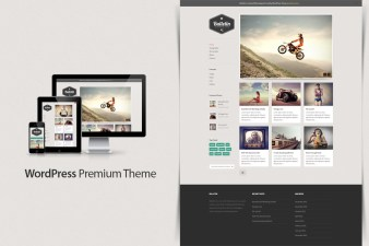 Bulletin WordPress Theme