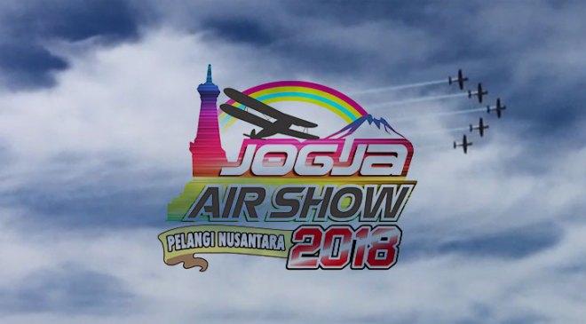Jogja Air Show JAS 2018 Pelangi Nusantara