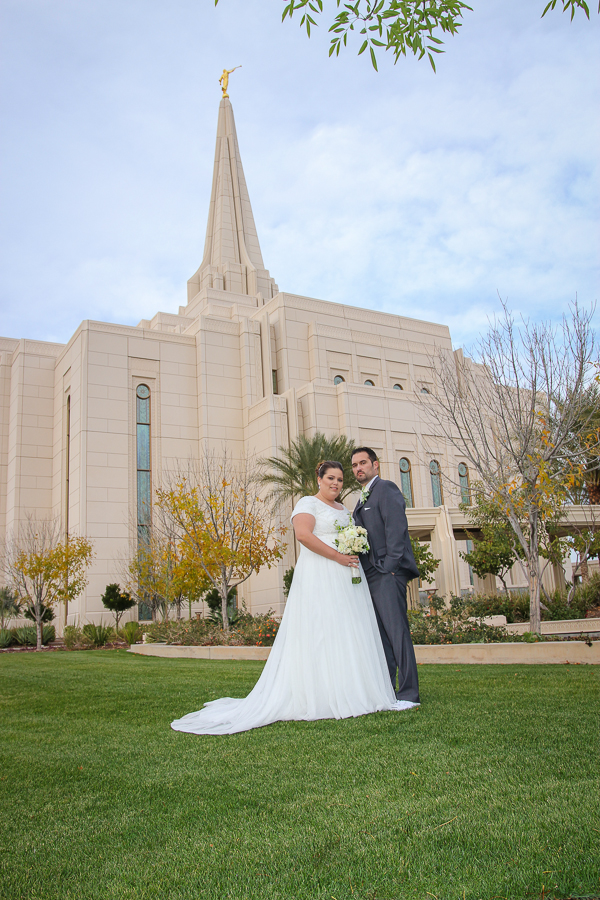 Wedding Photography Arizona: Gilbert AZ Temple Wedding Photography