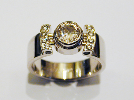 Dress Rings Jewellery Designer And Goldsmith Bespoke