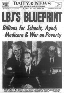 The Great Society President Lydon B. Johnson