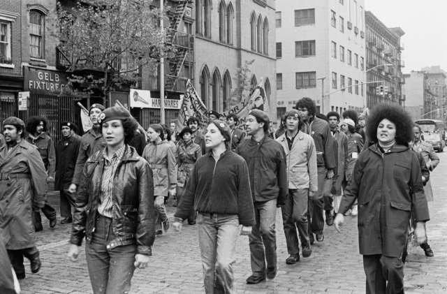Women of the Young Lords Party