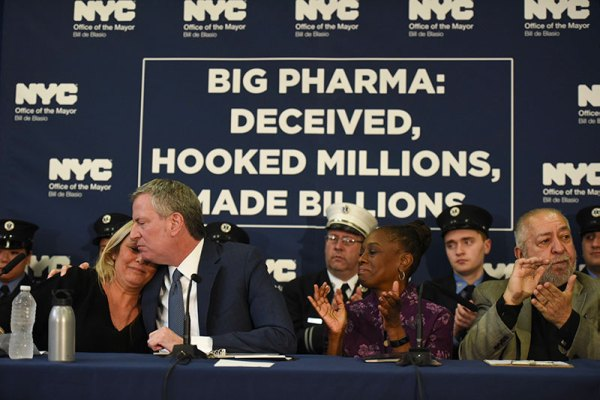 Big Pharma Hooked Millions While Making Billions