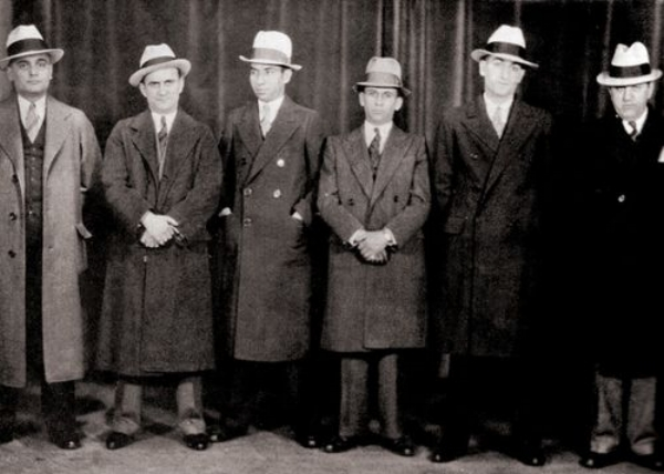 Lucky Luciano Gang