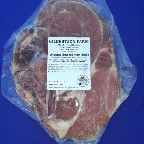 Gilbertson Farm Ham Steak