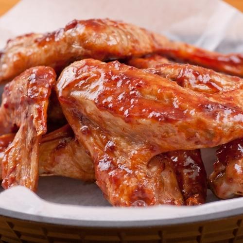 Gilbertson Farm Raw Chicken Wings