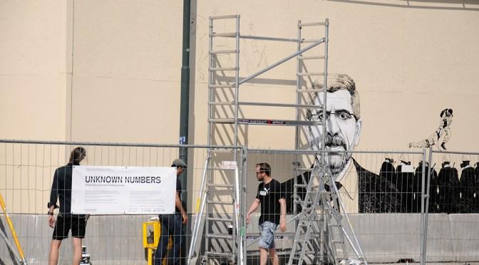 Hommage à la liberté d'expression à Oslo