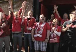 Dunkin' Liverpool Football Club Social