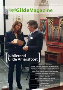 omslag Gilde Magazine 5
