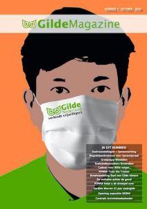 omslag van Gilde Magazine 4, 2020