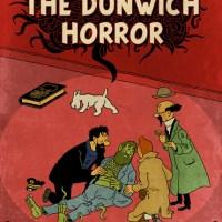 Tintin au Pays de Lovecraft