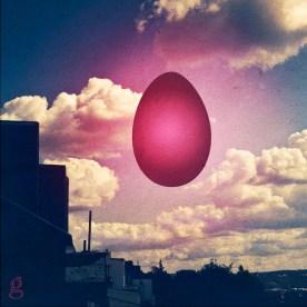 Egg in the Sky (Art : gilderic)