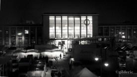 La gueule de la gare (Mons, Belgique) - Photo : Gilderic