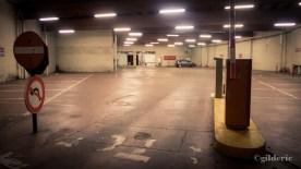 Parking (Liège, Belgique) - Photo : Gilderic