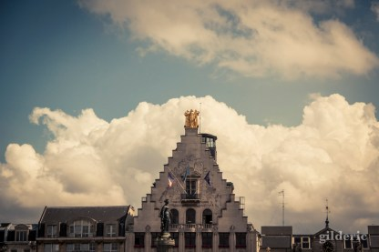 Les dames dans les nuages - Lille - Photo : Gilderic