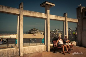 Hot! Hot! Hot! (Pier, Blankenberge) - Photo : Gilderic