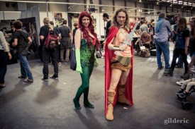 FACTS 2014 Cosplay : Poison Ivy and He-Man