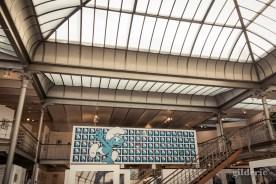 Musée de la BD Bruxelles (les Schtroumpfs) - Photo : Gilderic