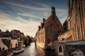 Week-end à Bruges - Photo : Gilderic