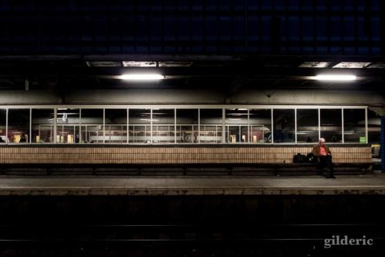 Solitude Inferno (Gare du Midi, Bruxelles)