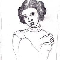 Adieu Carrie Fisher, au revoir Princesse Leia