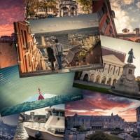 25 cartes postales de Liège