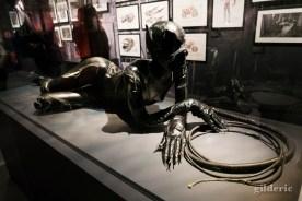 """Costume de Catwoman porté par Michelle Pfeiffer dans """"Batman Returns"""""""