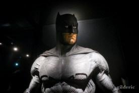 Costume de Batman (gros plan)