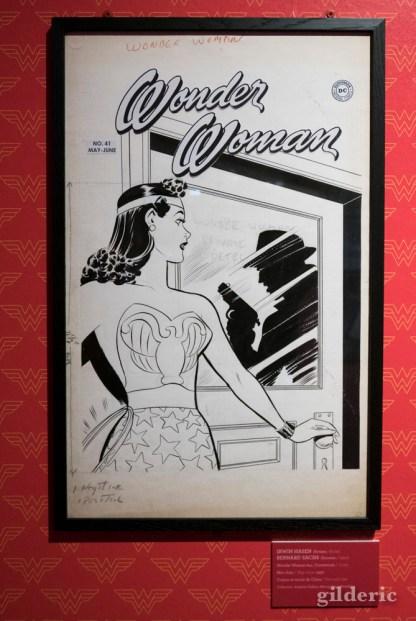 Wonder Woman (dessin)