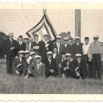 Schuttersgilde St.Hubertus koningschieten 1960