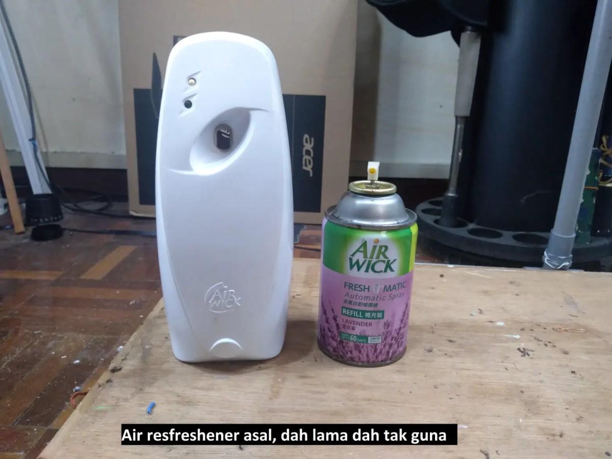 Mesin Hand Sanitiser Semi Auto