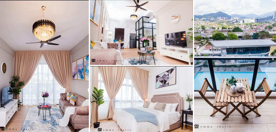 Makeover Dekorasi Apartment