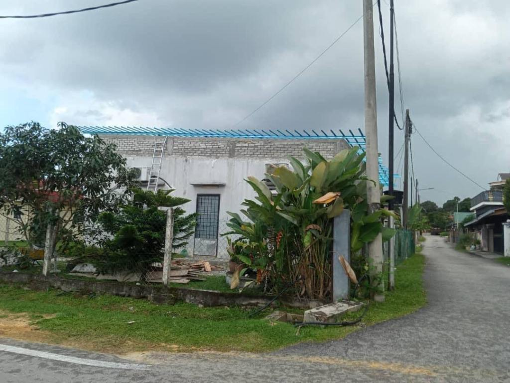 renovasi rumah usang