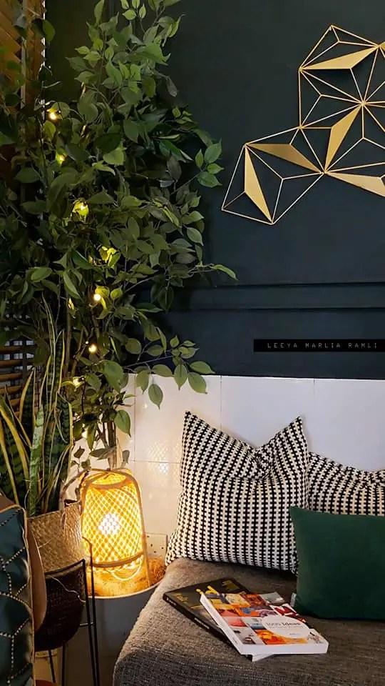 makeover rumah modern contemporary