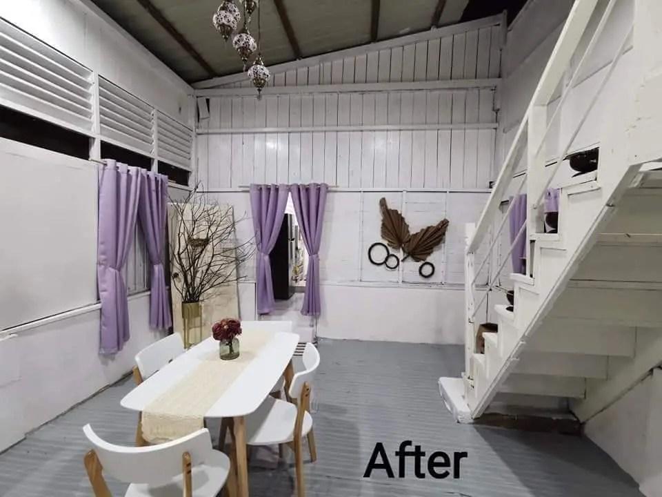 rumah pusaka diubahsuai