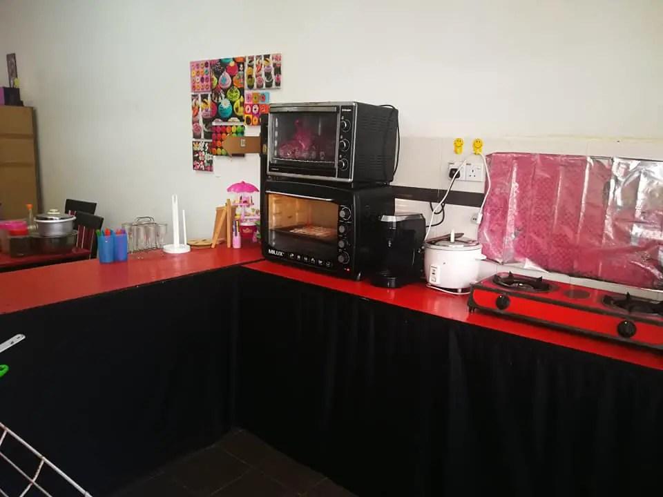 DIY Table Top Kayu