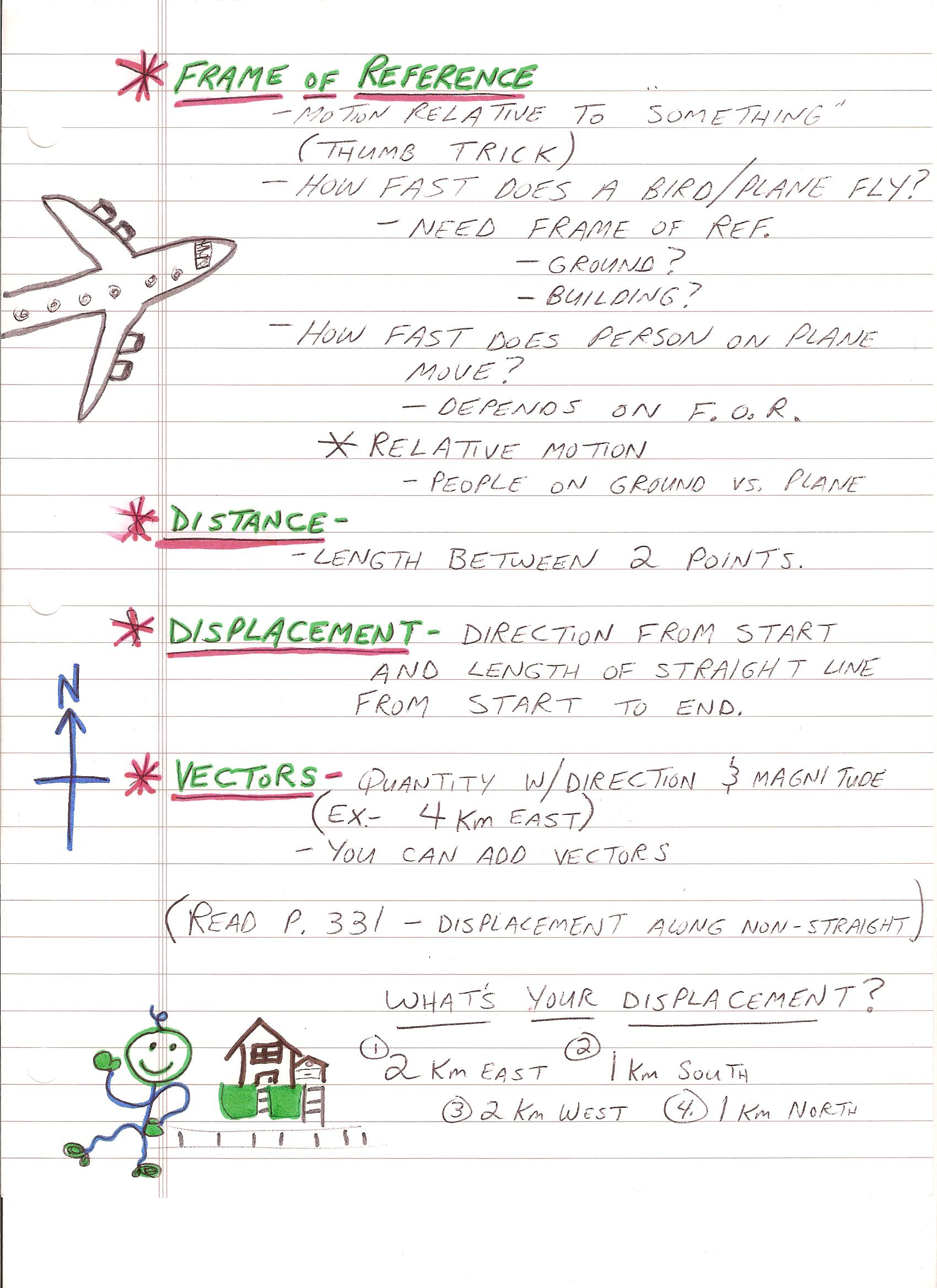 Printables Distance Vs Displacement Worksheet Messygracebook Thousands Of Printable Activities