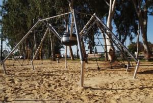בעכביש בפארק רמת השרון
