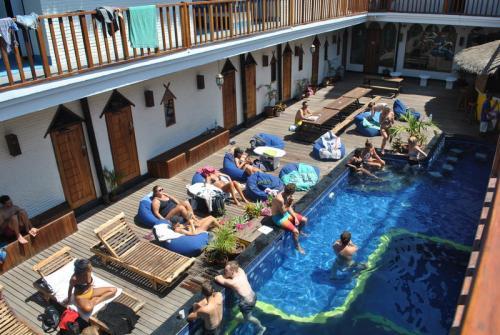 Gili Mansion Hostel - Gili Trawangan Hostel 5