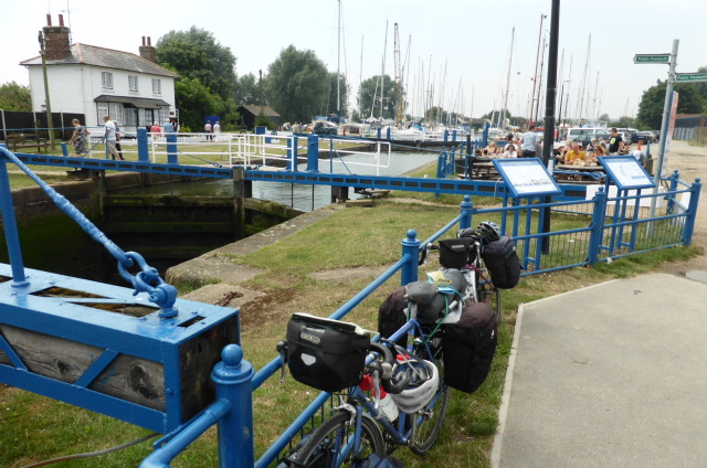 Haybridge Basin Maldon