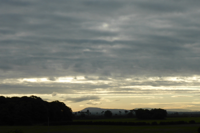 Early sun over the Trough