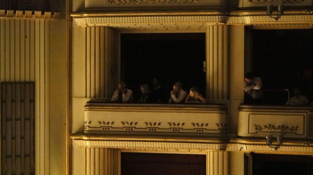 Italian Opera, set in Egypt, performed in Austria