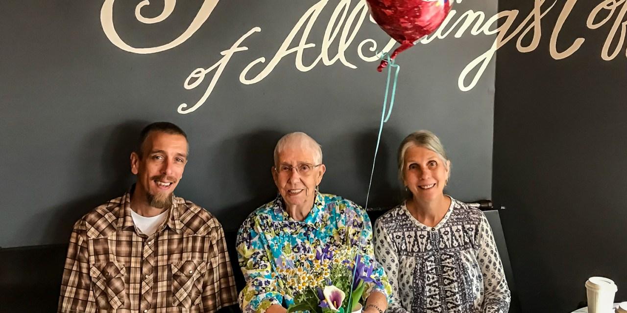 Betty Turns 90!
