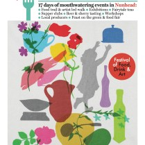 Final cover for Appetite Nunhead