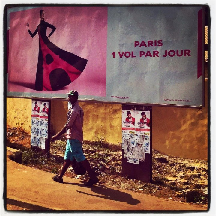 #Off2Africa Jour 80 Conakry Guinée