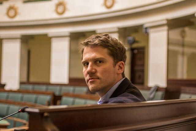 Deliveroo : soutien du député Écolo Gilles Vanden Burre (La Libre)