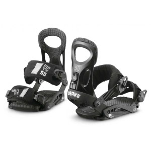 Drake fifty snowboard bindings